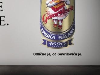 Odlično je, od Gavrilovića je!