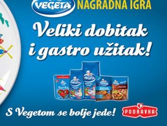 S Vegetom se bolje jede.