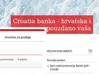 Hrvatska i pouzdano vaša