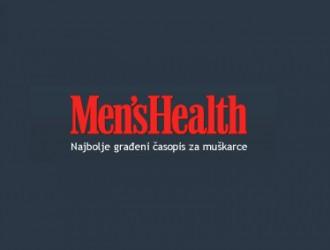 Najbolje građeni časopis za muškarce