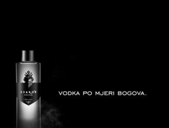 Vodka po mjeri bogova.