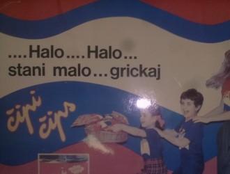Halo, halo, stani malo… grickaj Čipi Čips