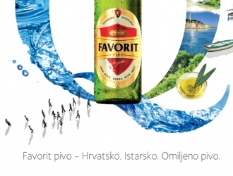 Hrvatsko. Istarsko. Omiljeno pivo.